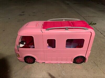 Mattel FBR34 Barbie Dream Camper RV Mobile Home