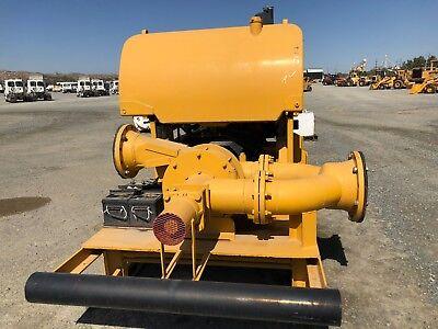 10 Trash Water Self Priming Pump With Cummins Diesel 471 Power Construction Mac