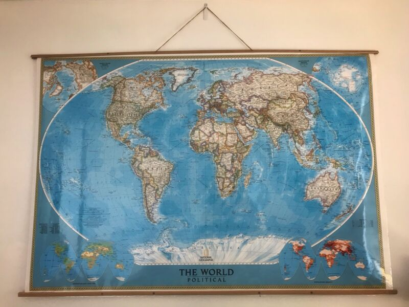 World map other home decor gumtree australia perth city area 1 of 1 gumiabroncs Gallery