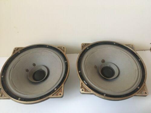 A pair of Siemens speakers to replace Klangfilm