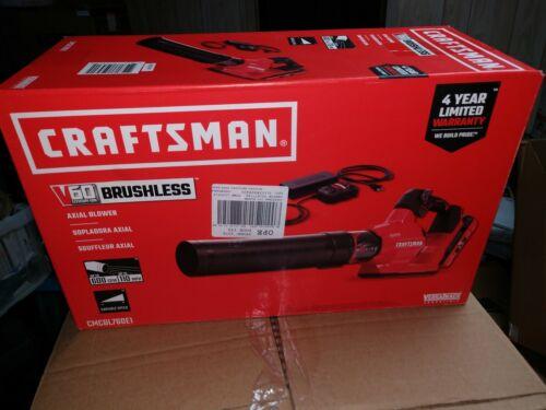 *NEW* CRAFTSMAN V60 600-CFM Brushless Cordless Electric Leaf