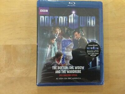 Doctor Who: The Doctor, The Widow and The Wardrobe (Blu-ray Disc, 2012) NEW