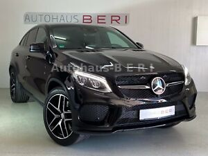 Mercedes-Benz GLE- Coupe 500 4Matic AMG/AHK/360°/Comand/ILS/