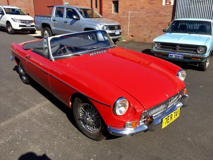 MG service and repairs Welshpool Canning Area Preview