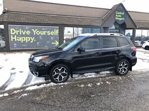 2014 Subaru Forester XT Touring /LEATHER/MOONROOF/HEATED SEATS