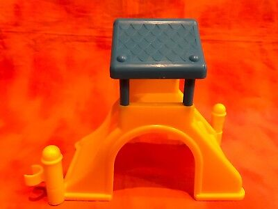Fisher Price Little People Time to Learn PRESCHOOL PLAYGROUND SLIDE Replacement