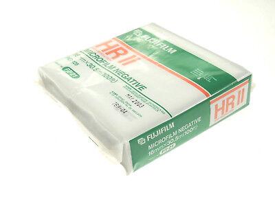 New Fuji Pt-21 Hr-ii Medium Speed Low Contrast Microfilm Roll 14184579 Exp503
