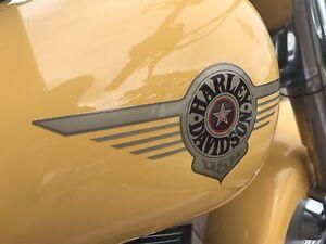 Harley Davidson Fat Boy Custom 1998 Gladstone Gladstone City Preview