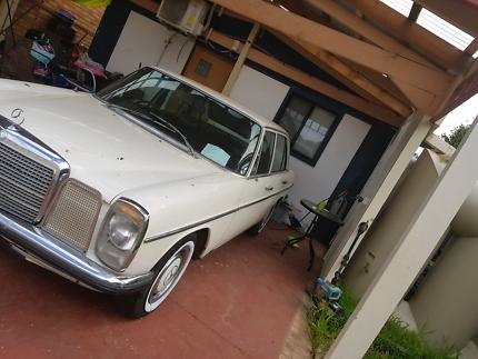 Mercedes 250 1970