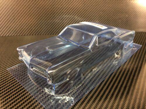 1/24 67 GTO VINTAGE LEXAN BODY