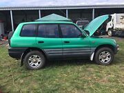 1998 Toyota Rav 4 Elimbah Caboolture Area Preview