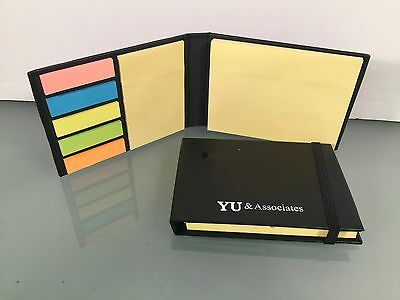 Lot 2 Multi-Size Sticky Post It Bookmark Notepad Marker Memo Flags NoteBook(W21)