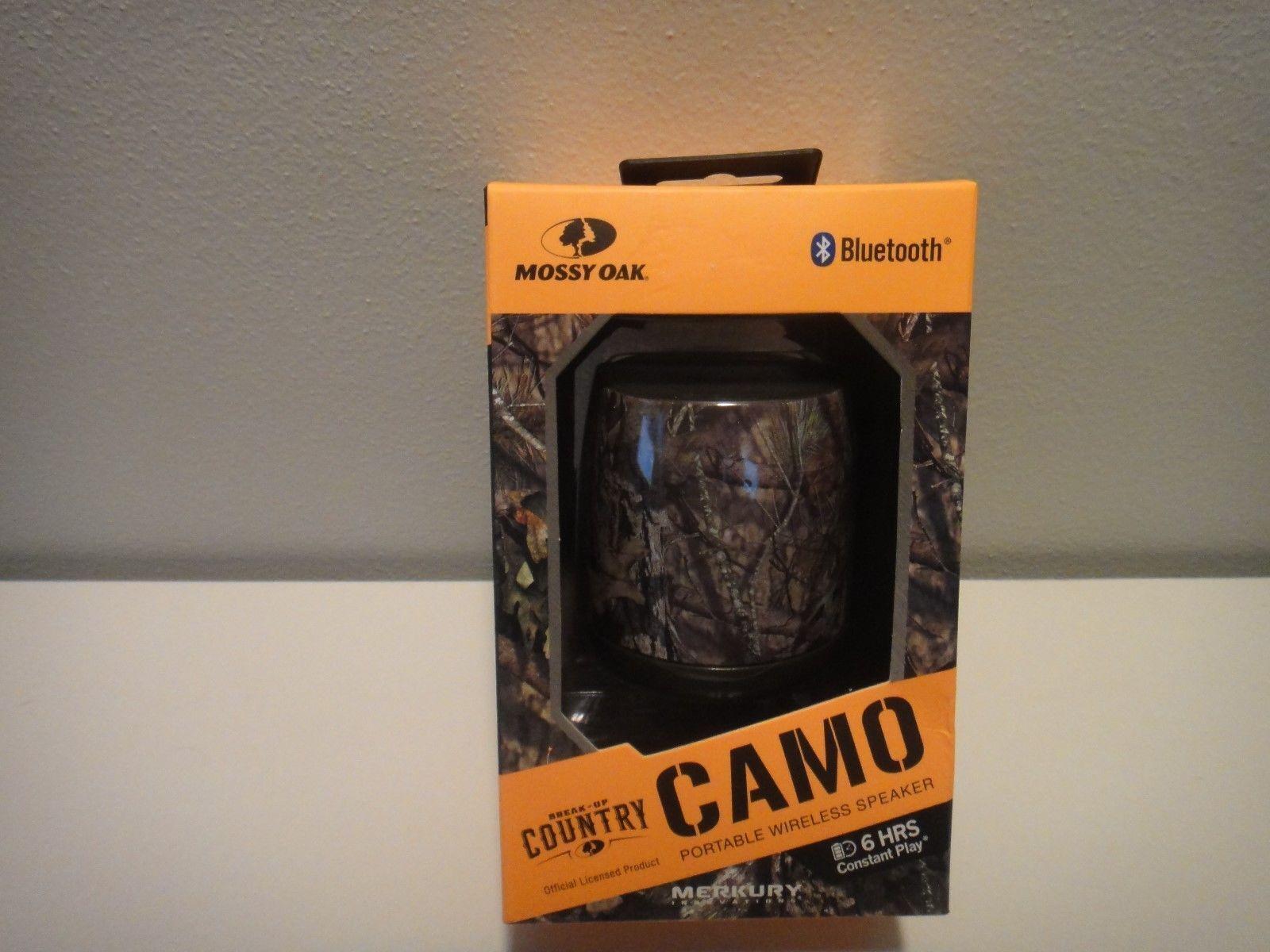 Mossy Oak Camo Portable Wireless Speaker With Bluetooth Ebay Plastic Smart Bracelet Circuit Board High Stock Photo