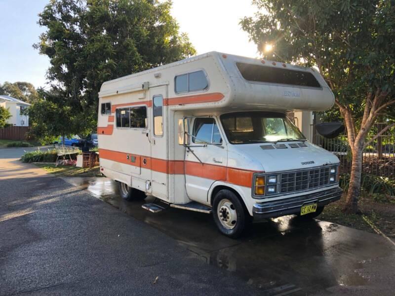 Classic Dodge LazyDaze Motorhome | Campervans & Motorhomes