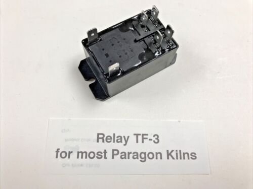 TF-3 Paragon Replacement Control Relay for most Paragon 220V/240V Volt Kilns