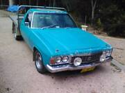 1976 Holden hx 5.0lt V8 one tonner for sale or swap for older car Lithgow Lithgow Area Preview
