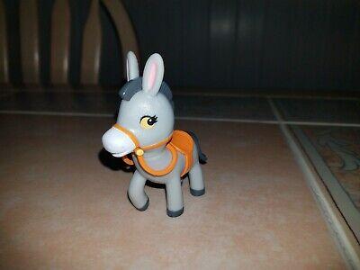 Sheriff Callie's Wild West Donkey Clementine Pvc Figure