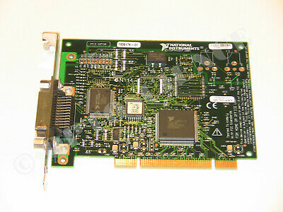 National Instruments Pci-gpib Interface Card 183617k-01