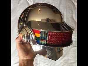Daft Punk Helmet Art Ebay