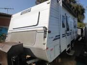 evernew caravan Huntfield Heights Morphett Vale Area Preview
