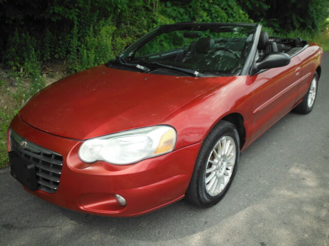 Image 1 of Chrysler: Sebring Convertible…