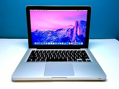 "Apple 13"" MacBook Pro Pre-Retina OSX-2017 / 3 YEAR WARRANTY / 1TB HD / Core i5!"