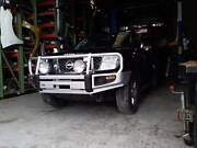 NISSAN NAVARA D40 2007 4X4 2.5 TD DUAL CAB  WRECKING FOR PARTS Neerabup Wanneroo Area Preview