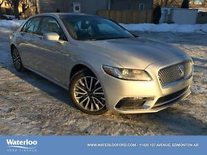 2017 Lincoln Continental Select | DEMO SPECIAL | 360 Camera | Re