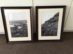 2 x picture frames Waverley Eastern Suburbs Preview