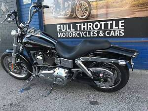 2009 HARLEY DAVIDSON DYNA LOW RIDER $73pw TAP East Rockingham Rockingham Area Preview