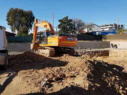 Excavation & Earthmoving Contractors