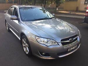 2007 Subaru Liberty 2.5i Heritage MY08 Sedan Chatswood Willoughby Area Preview