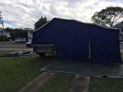 Camper trailer, off road- MDC