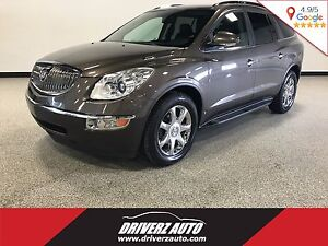 2009 Buick Enclave CXL 7 SEATER, FULLY LOADED, REAR SEAT DVD