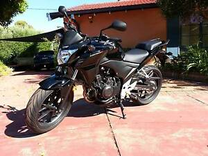 AS NEW CB500F THAT WILL IMPRESS - UNMARKED - HONDA SERVICED Wanneroo Wanneroo Area Preview