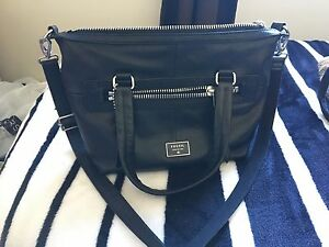 New Fossil leather bag 140