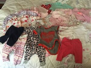 baby girl winter clothes Redcliffe Redcliffe Area Preview