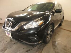 2015 Nissan Murano Platinum - FULLY LOADED!! LEATHER AND MORE!!!