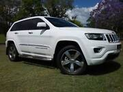 Jeep Grand Cherokee Overland  Diesel Gympie Gympie Area Preview
