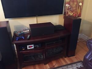 Energy Reference Connoisseur Tower speaker package