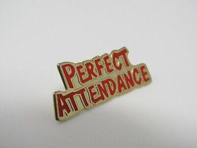 Perfekt Teilnahme Pin