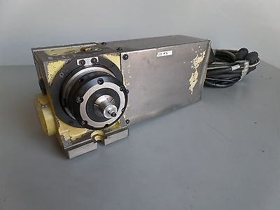 Used, NIKKEN CNC100FA 5C INDEXER 4TH AXIS WITH HAAS BRUSHLESS SIGMA-1 MOTOR arpi for sale  Sun Valley