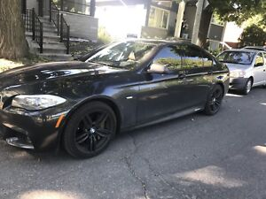 Bmw 550 xdrive m package, executive package