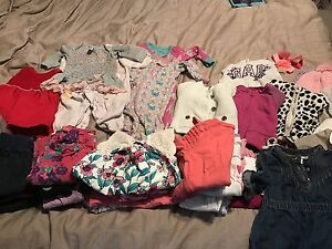 Huge lot of 3-6 months clothes