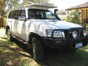 Nissan Patrol ST Gingin Gingin Area Preview