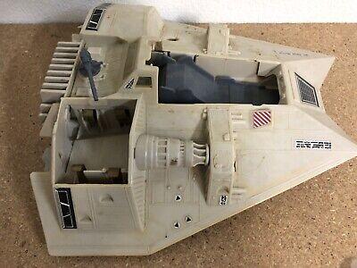 Vintage 1980 Star Wars EMPIRE STRIKES BACK SNOW SPEEDER Parts Kenner (Strike Snow)