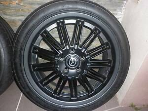 "Mazda 3 KUROI Sports 18"" Alloys and tyres - set of 4 Mount Gravatt Brisbane South East Preview"