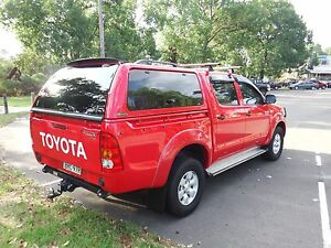 2008 Toyota Hilux Ute Waverley Eastern Suburbs Preview