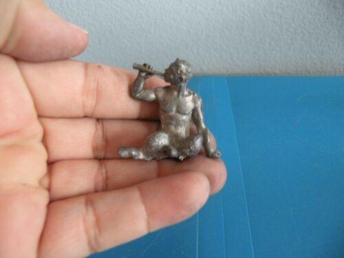 CENTAUR Half man half horse   greek figure metal toy F4