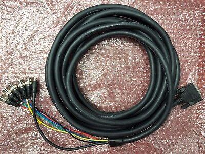 Olympus Maj-846 Hdtvsdtv Monitor Cable F Cv-160 Cv-165 Cv-260 Cv-180 Cv-190